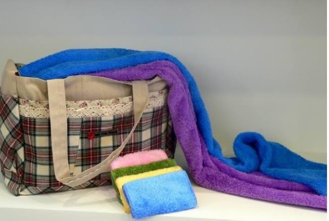 吸易潔CEJ微絲開纖紗運動巾